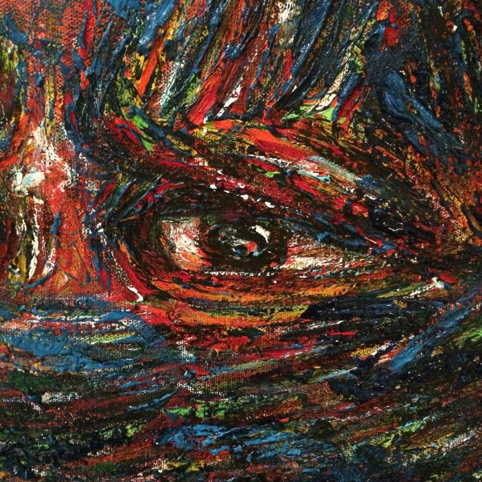 jake jackson, abstract expression